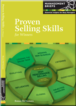 Proven Selling Skills